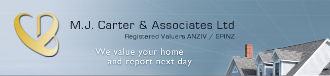 MJ Carter - Property Valuer - Report Next Day